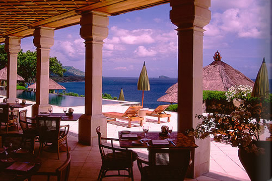 アマンキラ Terrace Restaurant