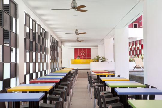 アマリス ホテル A-XPRESS(インドネシア料理)