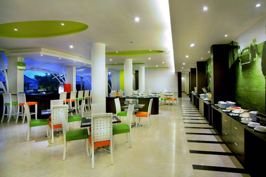 フェイブホテル・ウマラス Lime restaurant