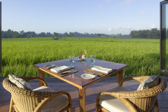 ザ チェディクラブ  ザ・レストラン(西洋&インドネシア料理)