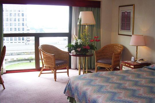 サリ・パン・パシフィックホテル スタンダードルーム