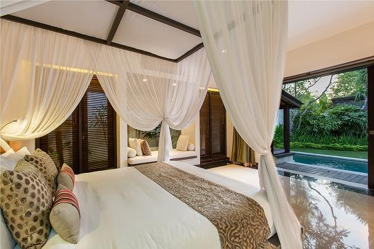 ヴィラ アイルバリ ブティック リゾート 1ベッドルームスイート