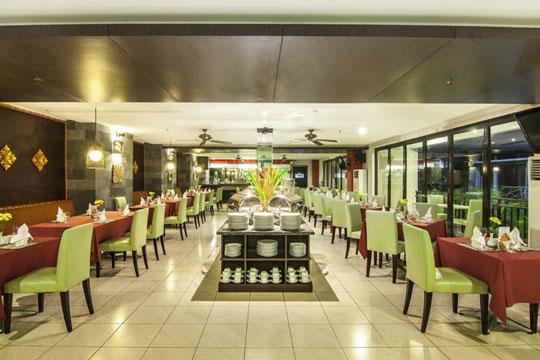 グランドクタホテル&レジデンス Magnolia-cafe
