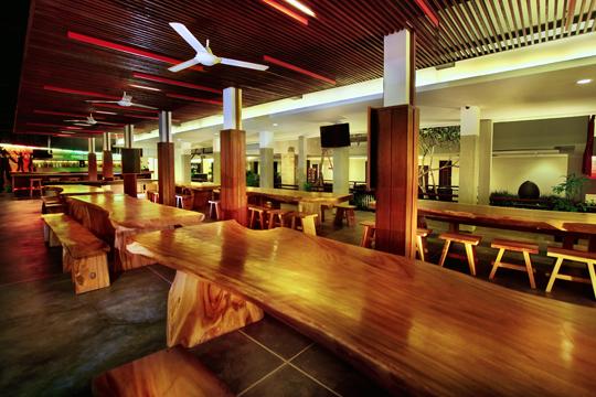 プリメラホテルスミニャック Lime restaurant