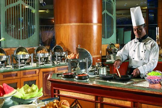ミレニアム ホテル シリ ジャカルタ カフェ・シリ(インドネシア料理)