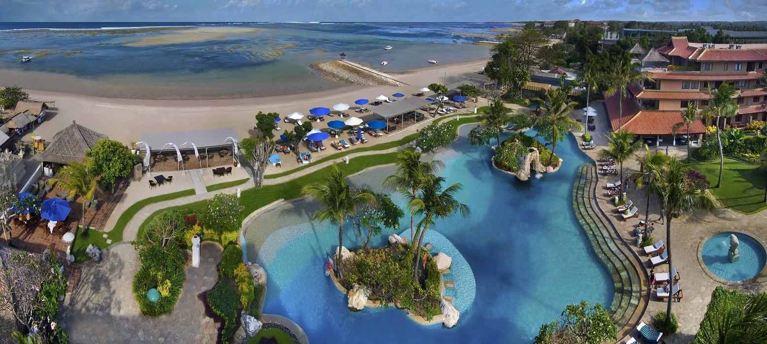 ホテル ニッコー バリ べノアビーチ