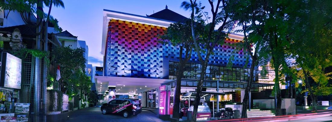 フェイブホテル クタ カルティカ プラザ画像