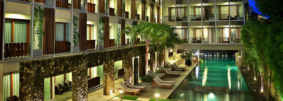 ザ・ヘブン・スミニャック・バリ・ホテル画像