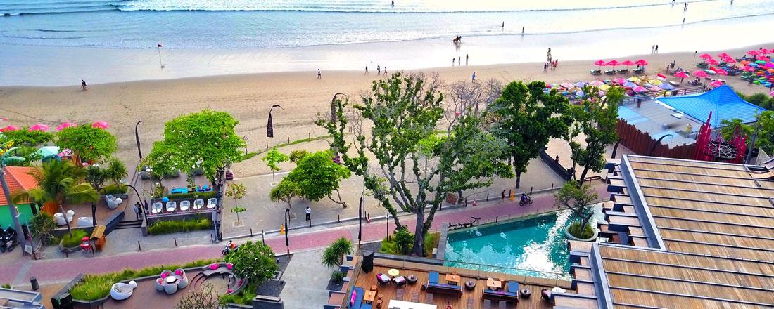 ホテル インディゴ スミニャック ビーチ ビーチ