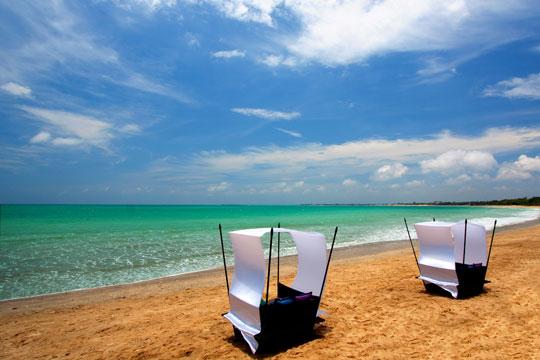 クプクプ ジンバラン スイート ビーチ