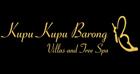 クプクプバロン ヴィラス & ツリースパのロゴマーク