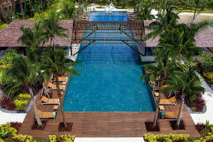 モーベンピック リゾート&スパ ジンバラン バリ プール