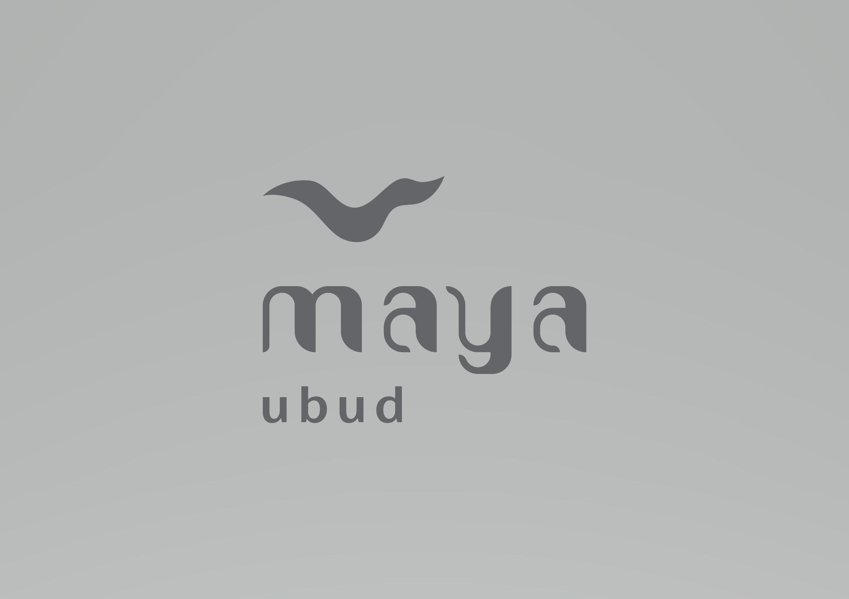 マヤ ウブド リゾート アンド スパのロゴマーク