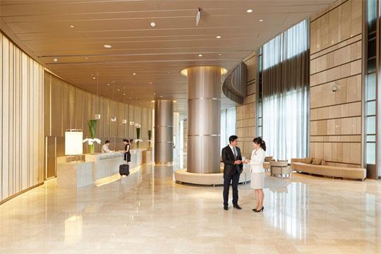 ホテル・ニッコー・サイゴン ロビー