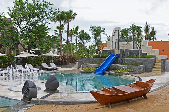 ソフィテル・バリ・ヌサドゥアビーチ・リゾート キッズプール