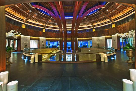 ソフィテル・バリ・ヌサドゥアビーチ・リゾート メインロビー