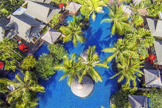 ザ・セントレジス バリ リゾート プール