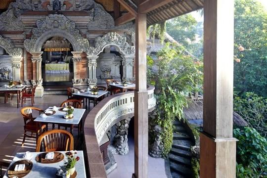 ホテル・チャンプアン・スパ レストラン