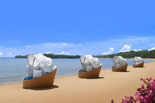ウェスティンリゾート ビーチ