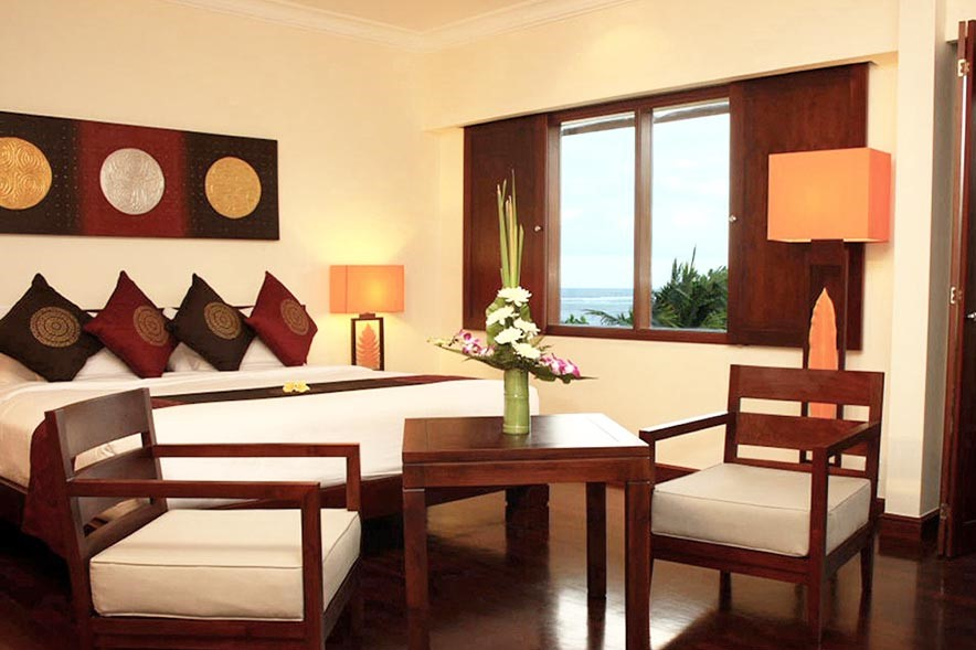 ホテル ニッコー バリ べノアビーチ デラックスオーシャン