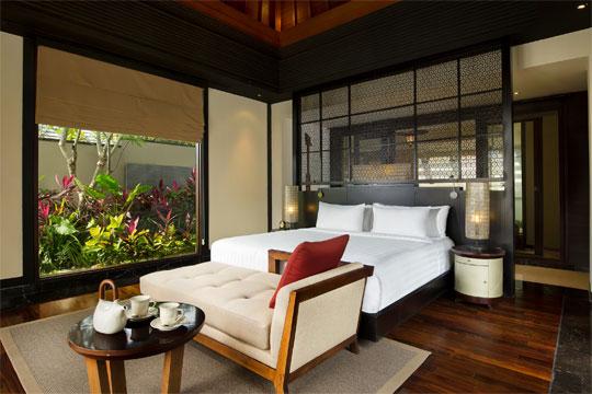 バンヤンツリー ウンガサン サンクチュアリーヴィラ - ガーデンビュー(2ベッド)