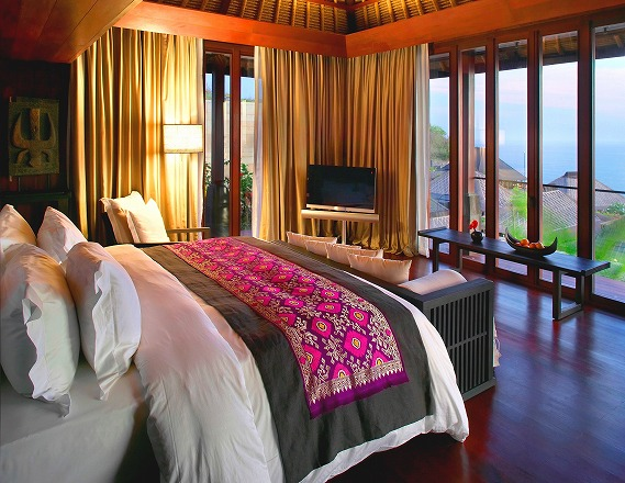 ブルガリリゾート バリ 1ベッドルームオーシャンビューヴィラ