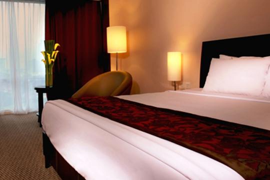 ミレニアム ホテル シリ ジャカルタ スーペリアルーム