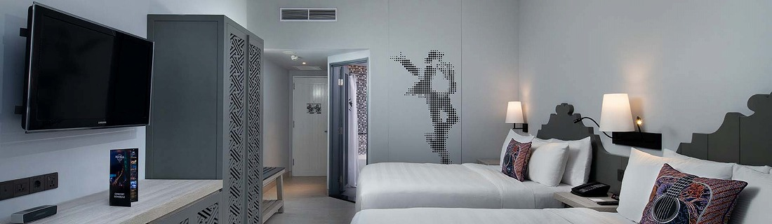 ハード ロック ホテル デラックスルーム