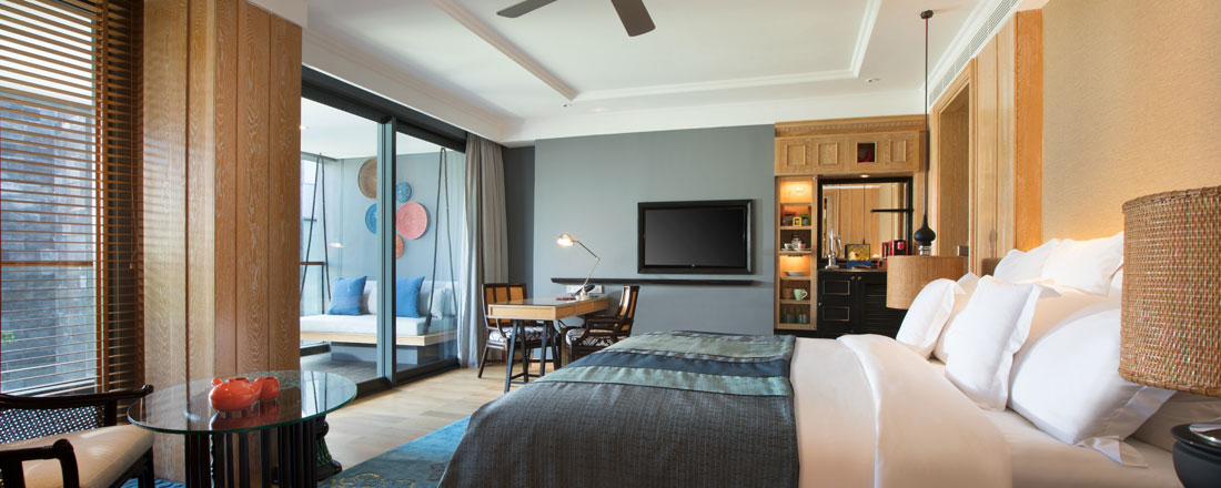 ホテル インディゴ スミニャック ビーチ お部屋一例