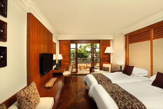ヌサドゥア ビーチ ホテル & スパ プレミアルーム