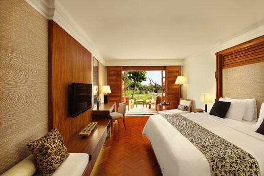 ヌサドゥア ビーチ ホテル & スパ パレスクラブルーム
