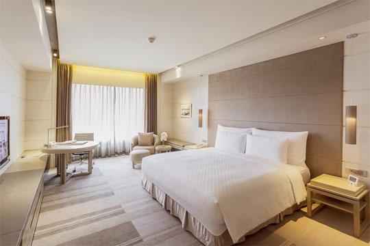 ホテル・ニッコー・サイゴン デラックスルーム