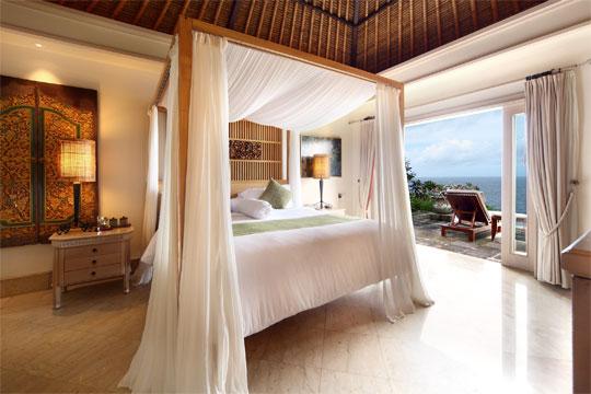 ザ・ヴィラズ・アット・アヤナ・リゾート・バリ 1ベッドルームオーシャンビュープールヴィラ