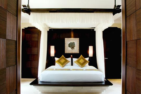 ザ・ヴィラズ・アット・アヤナ・リゾート・バリ 1ベッドルームオーシャンビュークリフヴィラ